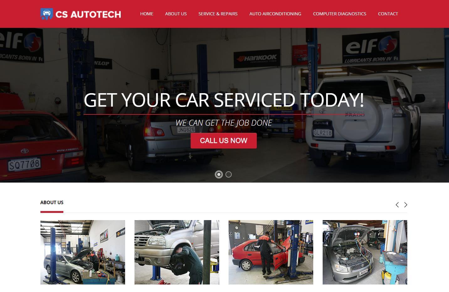 Cs Auto Tech