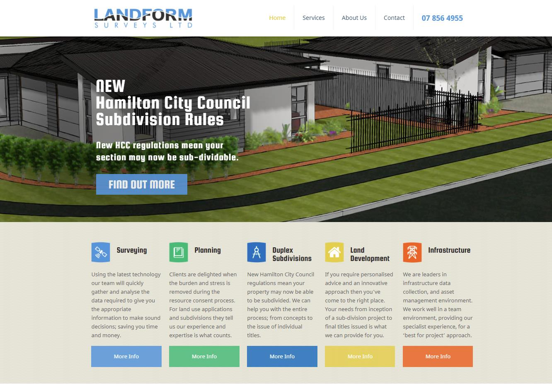 Land Form Surveys